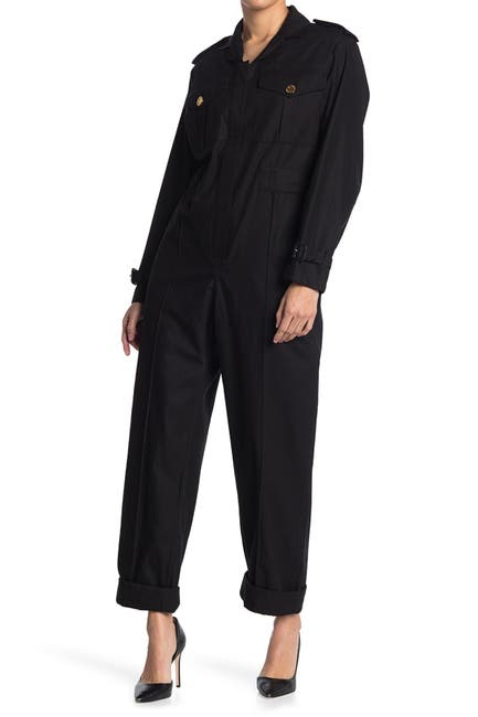 Image of Burberry Utility Jumpsuit