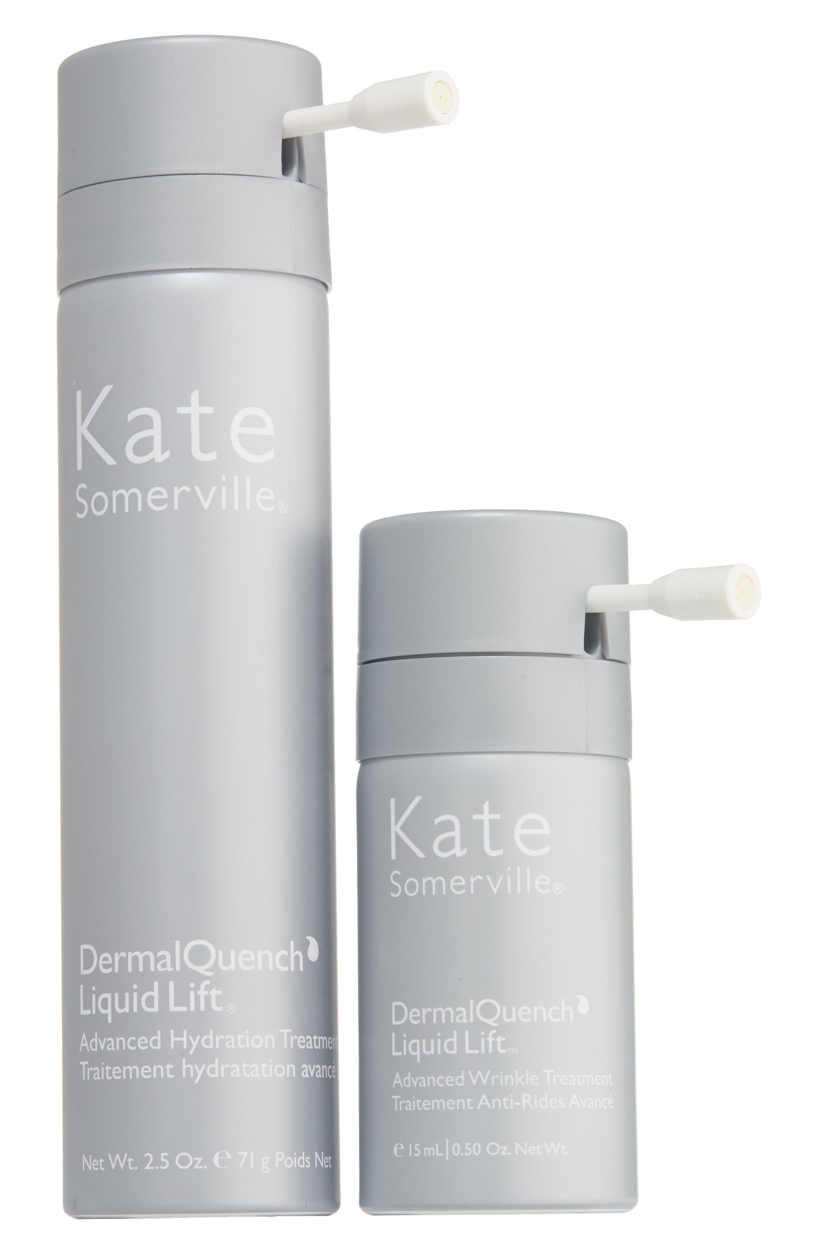 Kate Somerville Dermalquench Liquid Lift Advanced Hydration Treatment-$126 Value