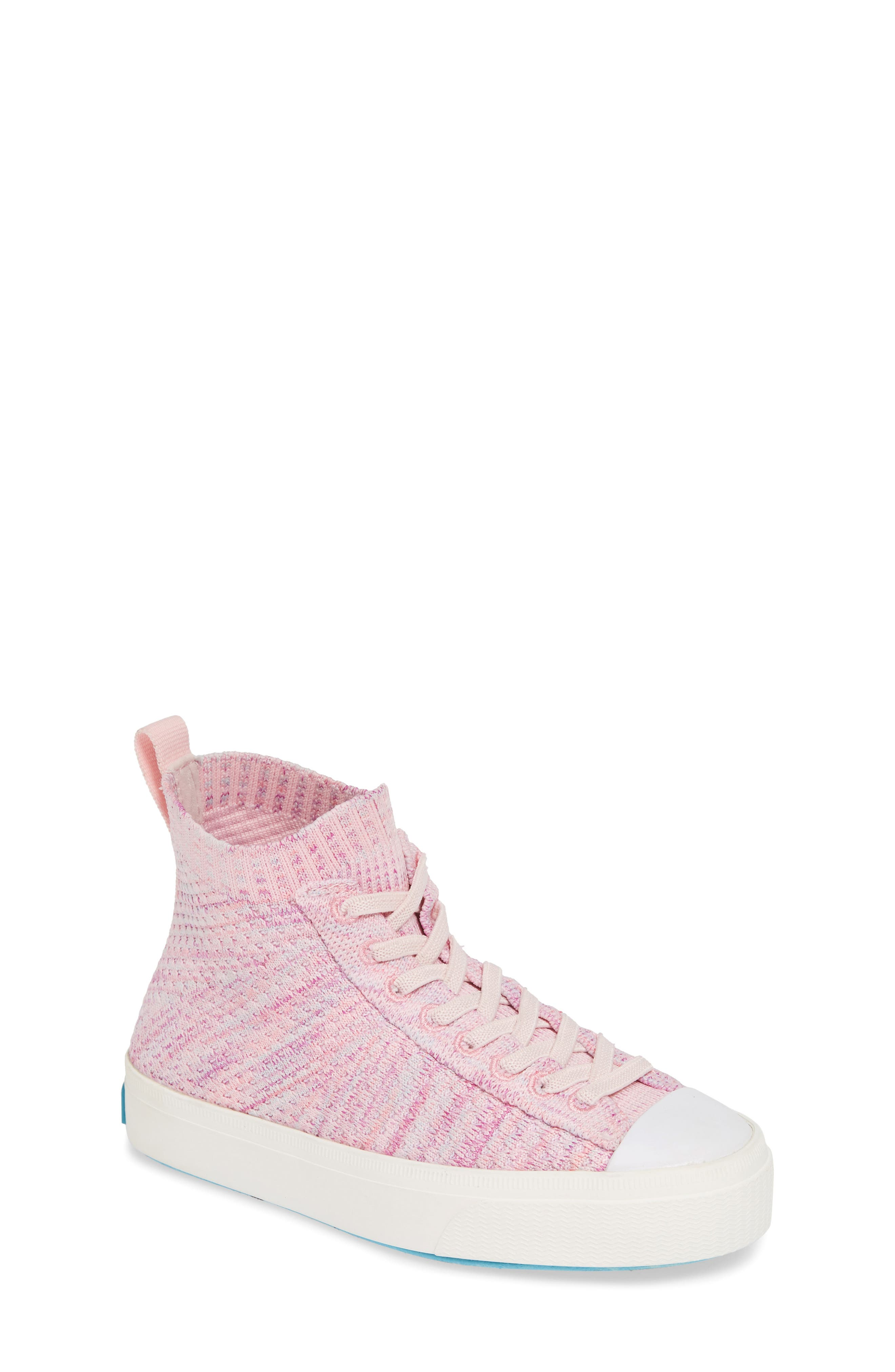 ea98c6fe8981 Native Shoes Jefferson 2.0 Liteknit Vegan High Top Sneaker