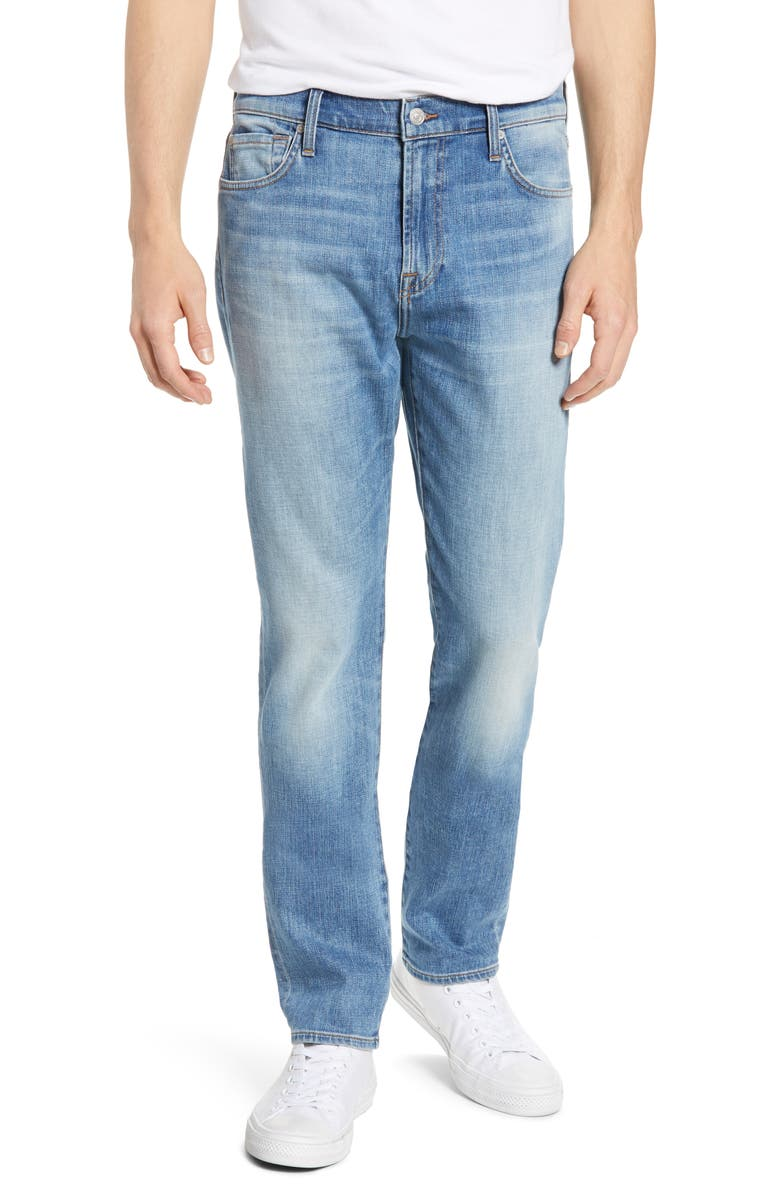 7 FOR ALL MANKIND<SUP>®</SUP> Adrien Series 7 Slim Fit Jeans, Main, color, 401