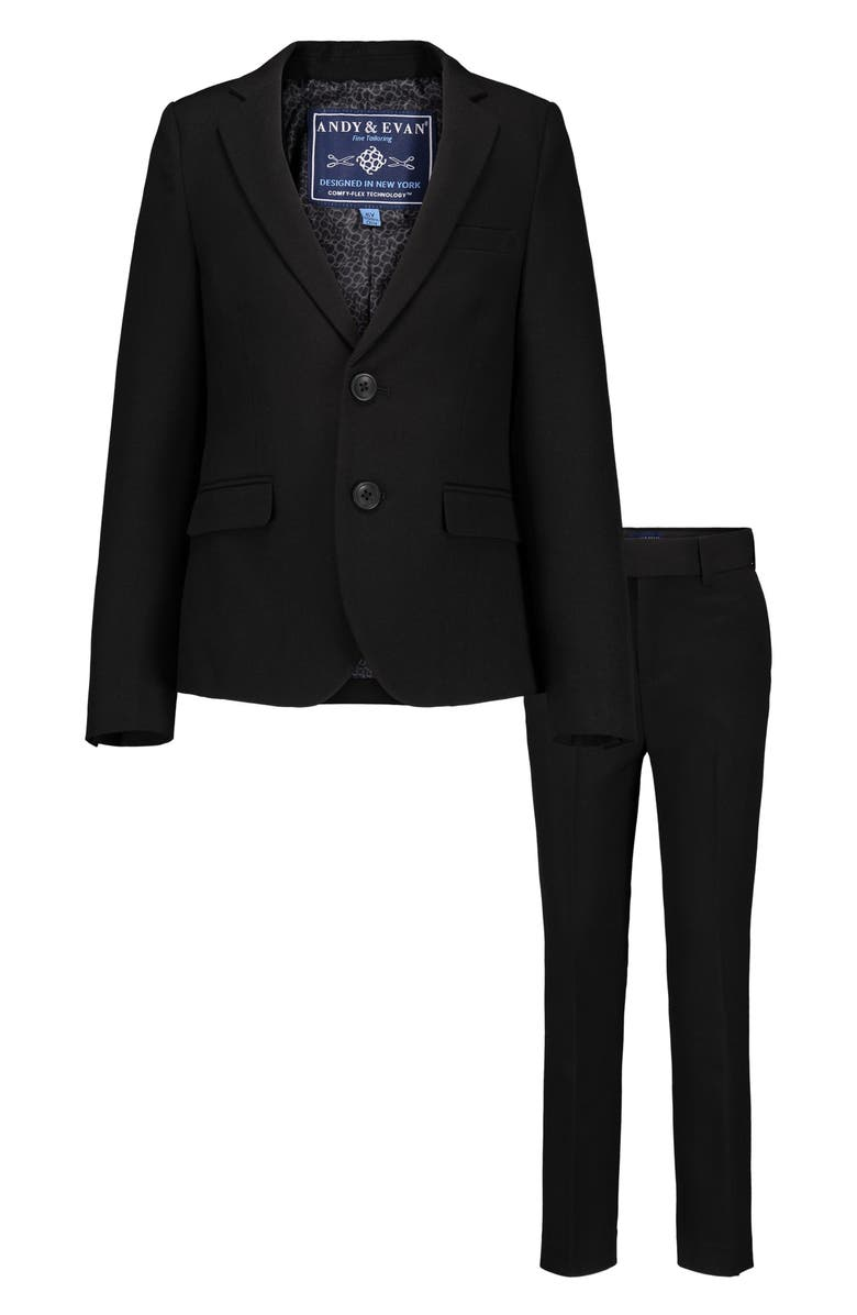ANDY & EVAN Two-Piece Suit, Main, color, OXFORD