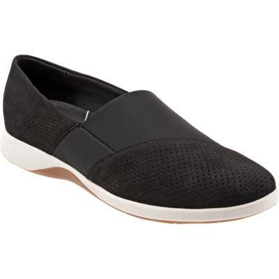 Softwalk Hana Slip-On, Black