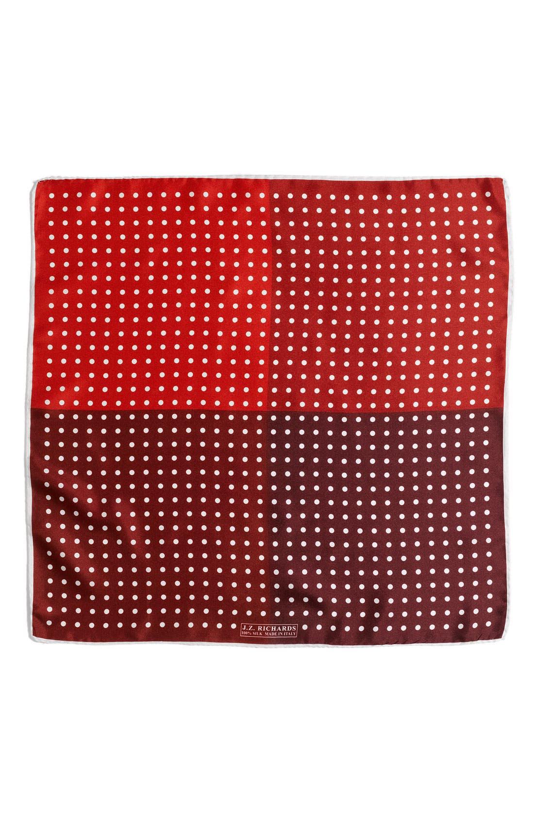 ,                             Polka Dot Pocket Square,                             Main thumbnail 10, color,                             600