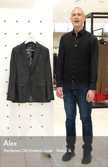 Core Slim Fit Wool Blend Sport Coat, sales video thumbnail