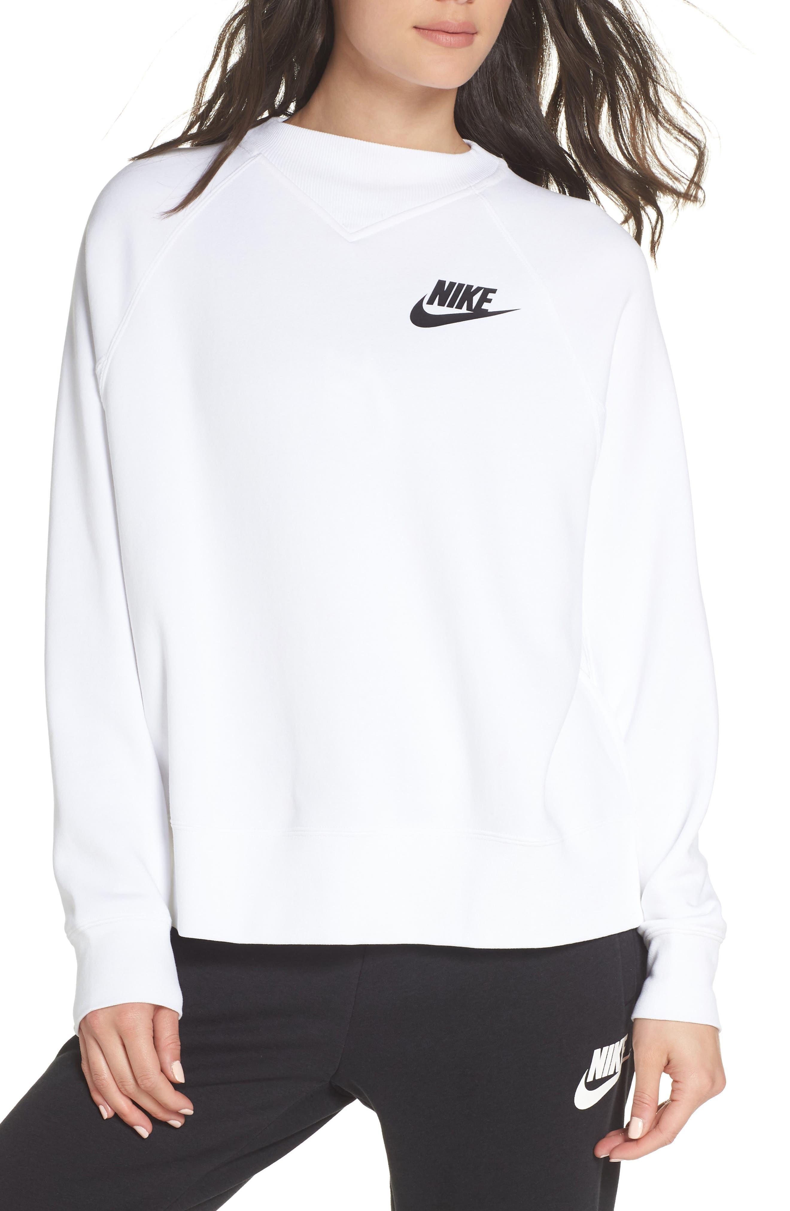 ,                             Sportswear Rally Sweatshirt,                             Main thumbnail 14, color,                             100