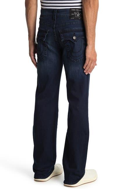 Image of True Religion Ricky Flap Big Straight Leg Jeans