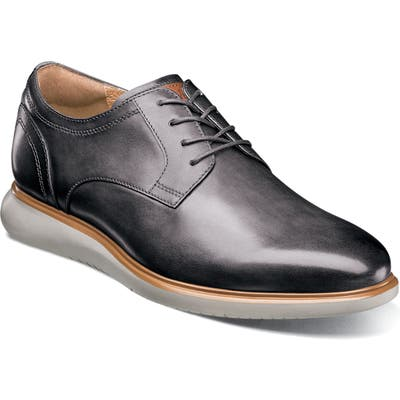 Florsheim Fuel Plain Toe Derby - Grey