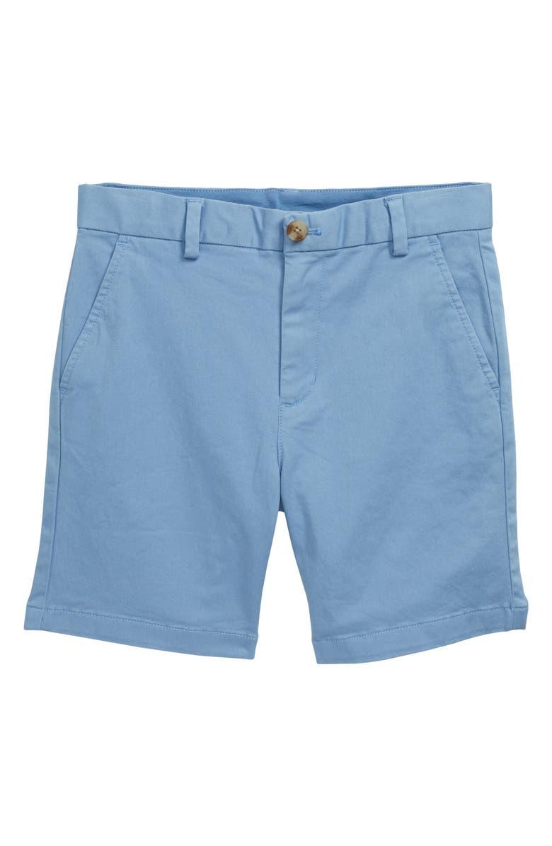 VINEYARD VINES Stretch Breaker Shorts, Main, color, COASTLINE