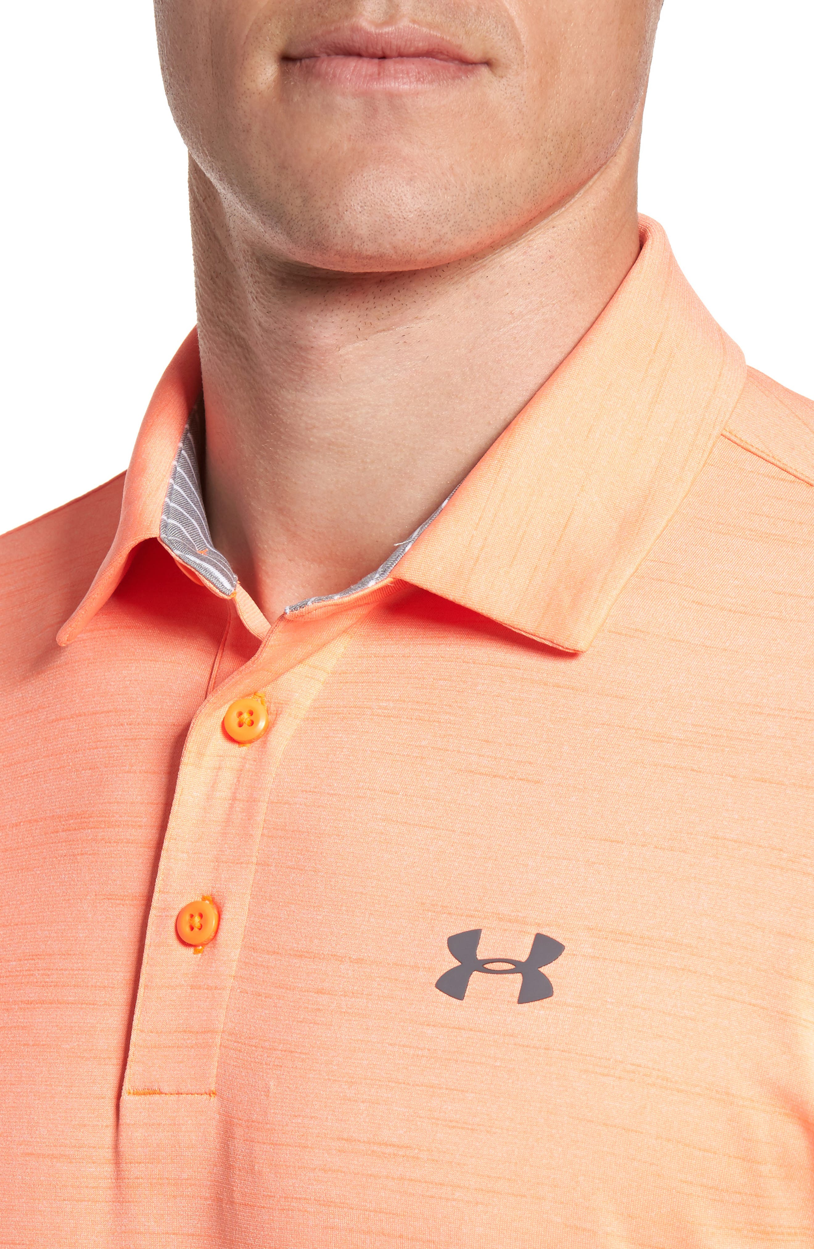 ,                             'Playoff' Loose Fit Short Sleeve Polo,                             Alternate thumbnail 425, color,                             889