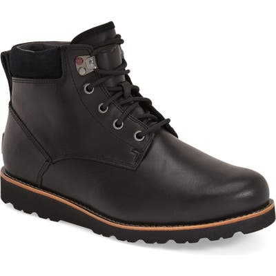 UGG Seton Waterproof Chukka Boot, Black