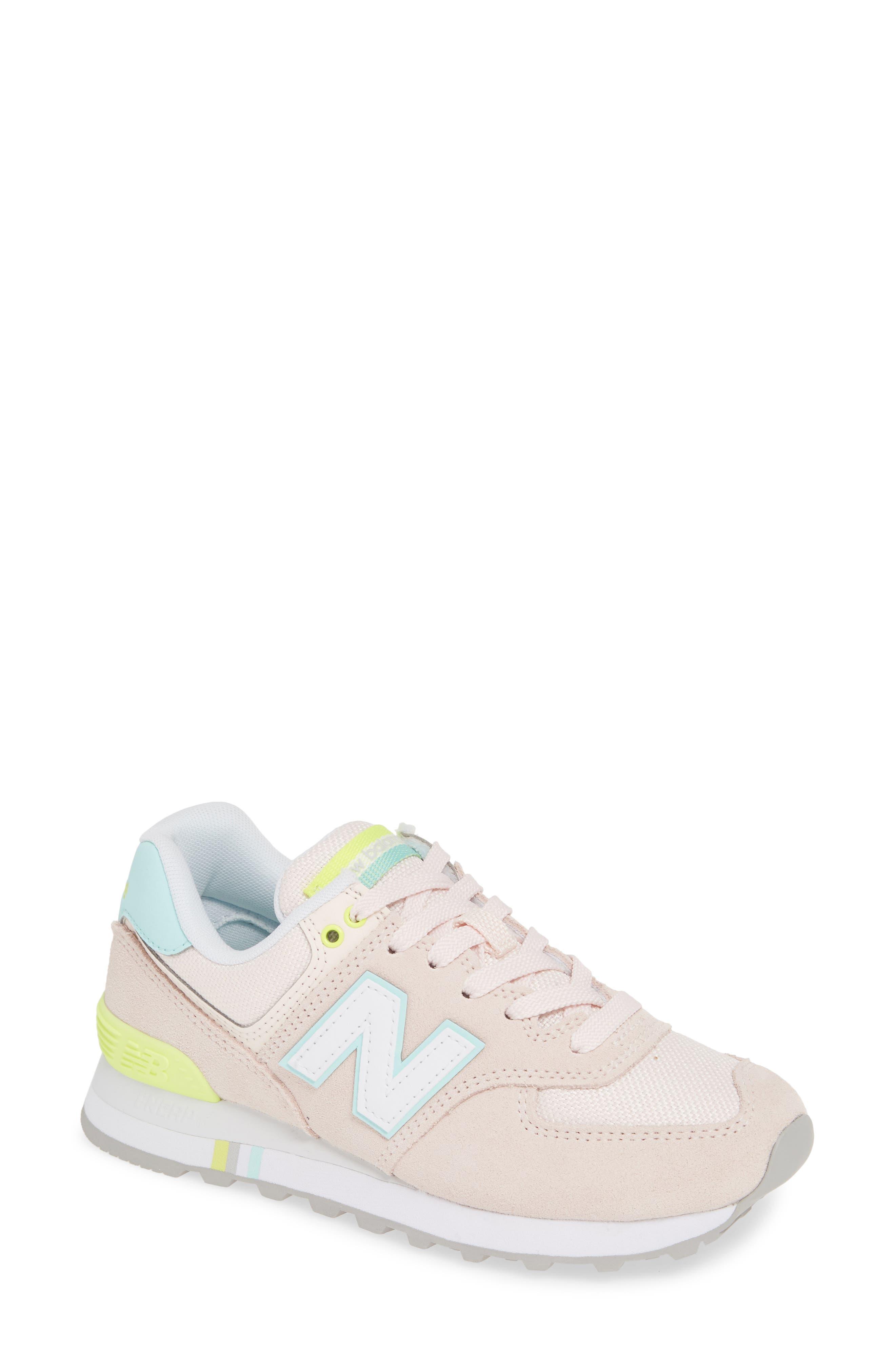 New Balance 574 Sneaker B - Beige