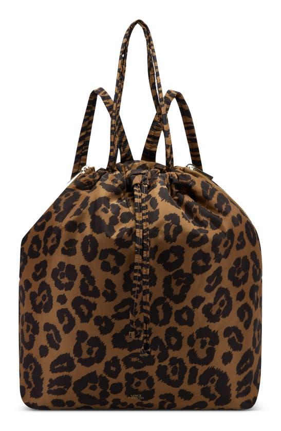 VINCE CAMUTO Backpacks HARLO NYLON BACKPACK