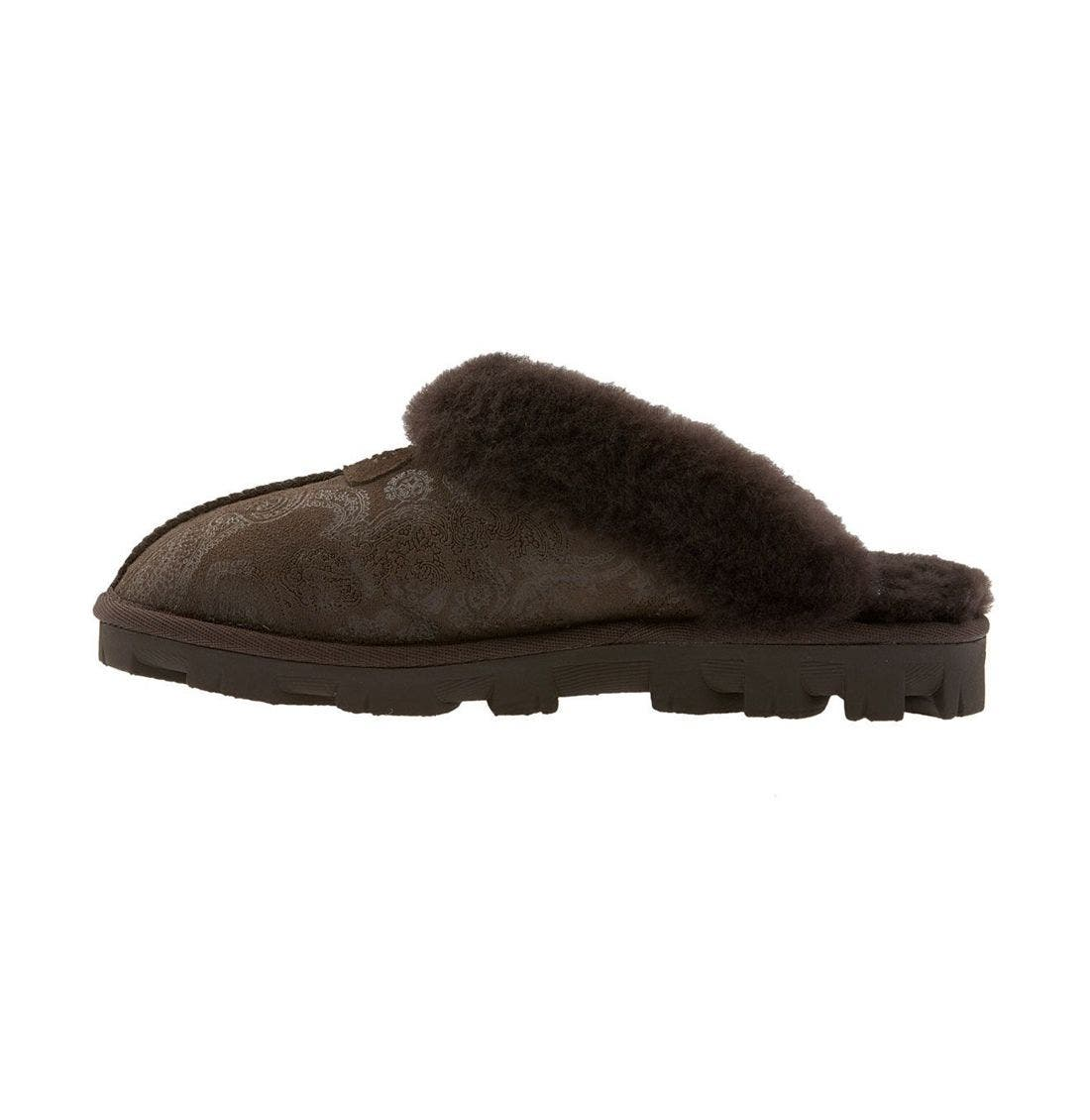 ,                             Genuine Shearling Slipper,                             Alternate thumbnail 113, color,                             200