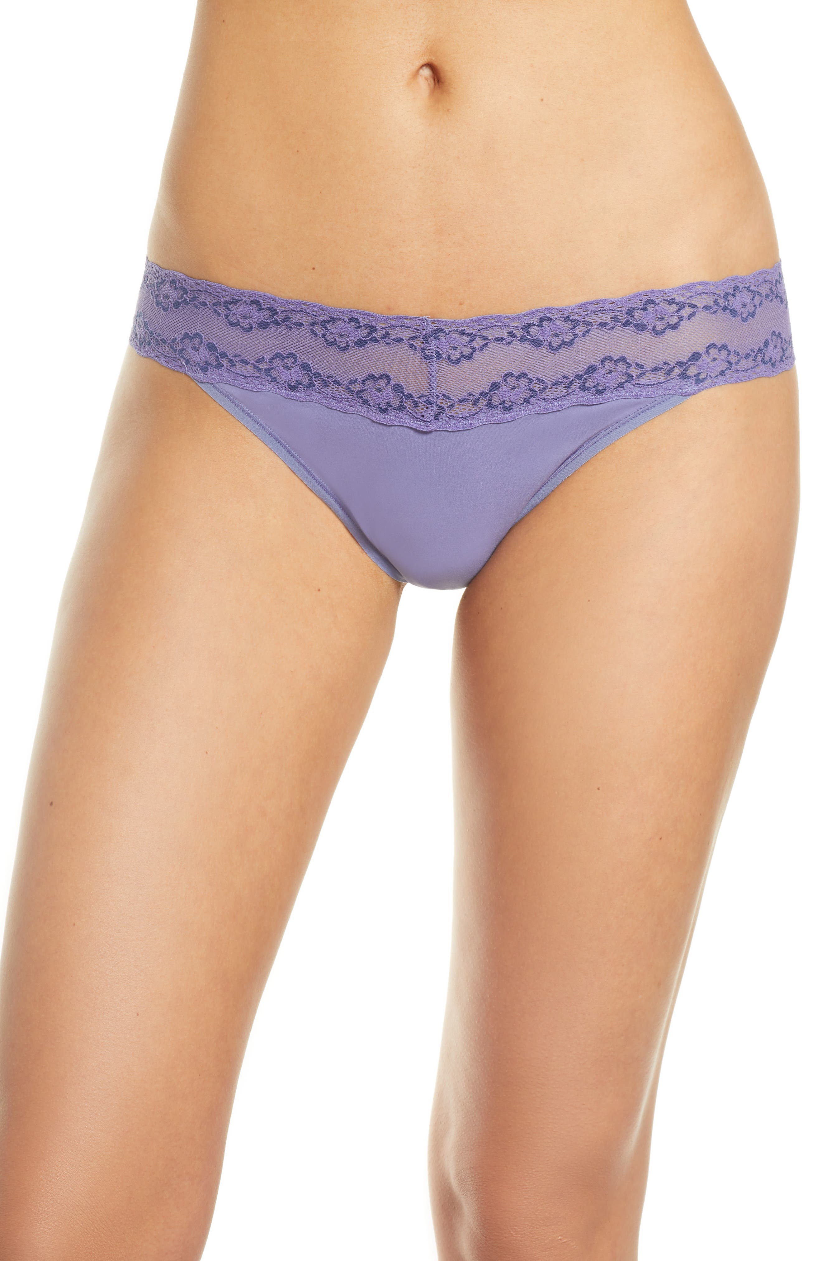Natori Bliss Perfection Thong (Any 3 for $48)
