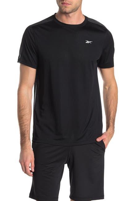 Image of Reebok Mesh Back Tech T-Shirt