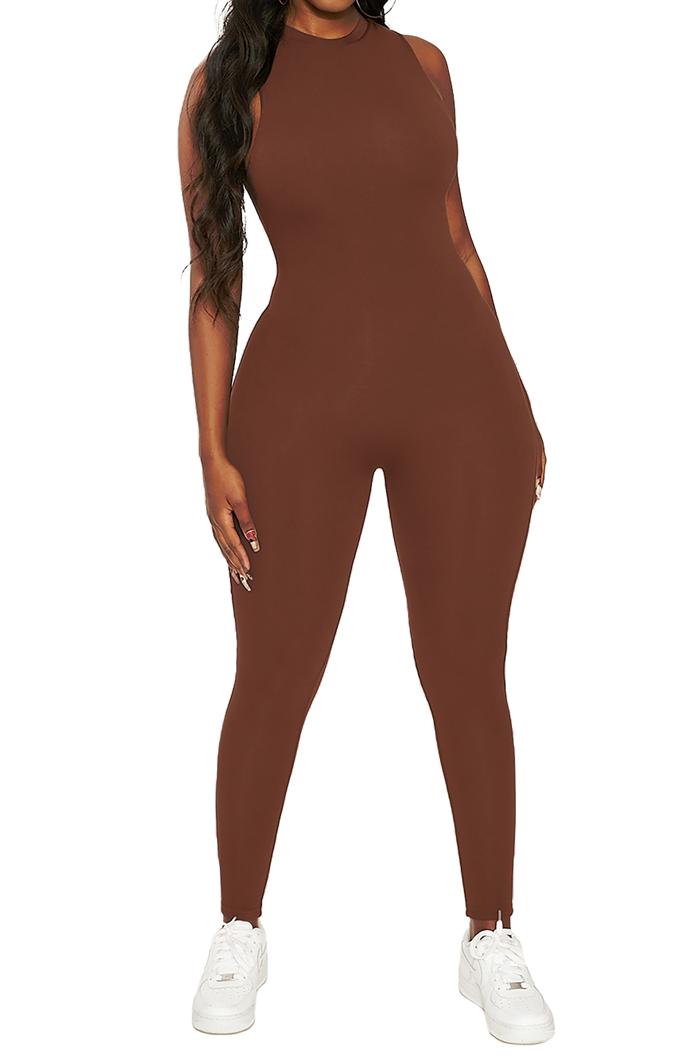 Image of Naked Wardrobe x Mama Malika Sleeveless Jumpsuit