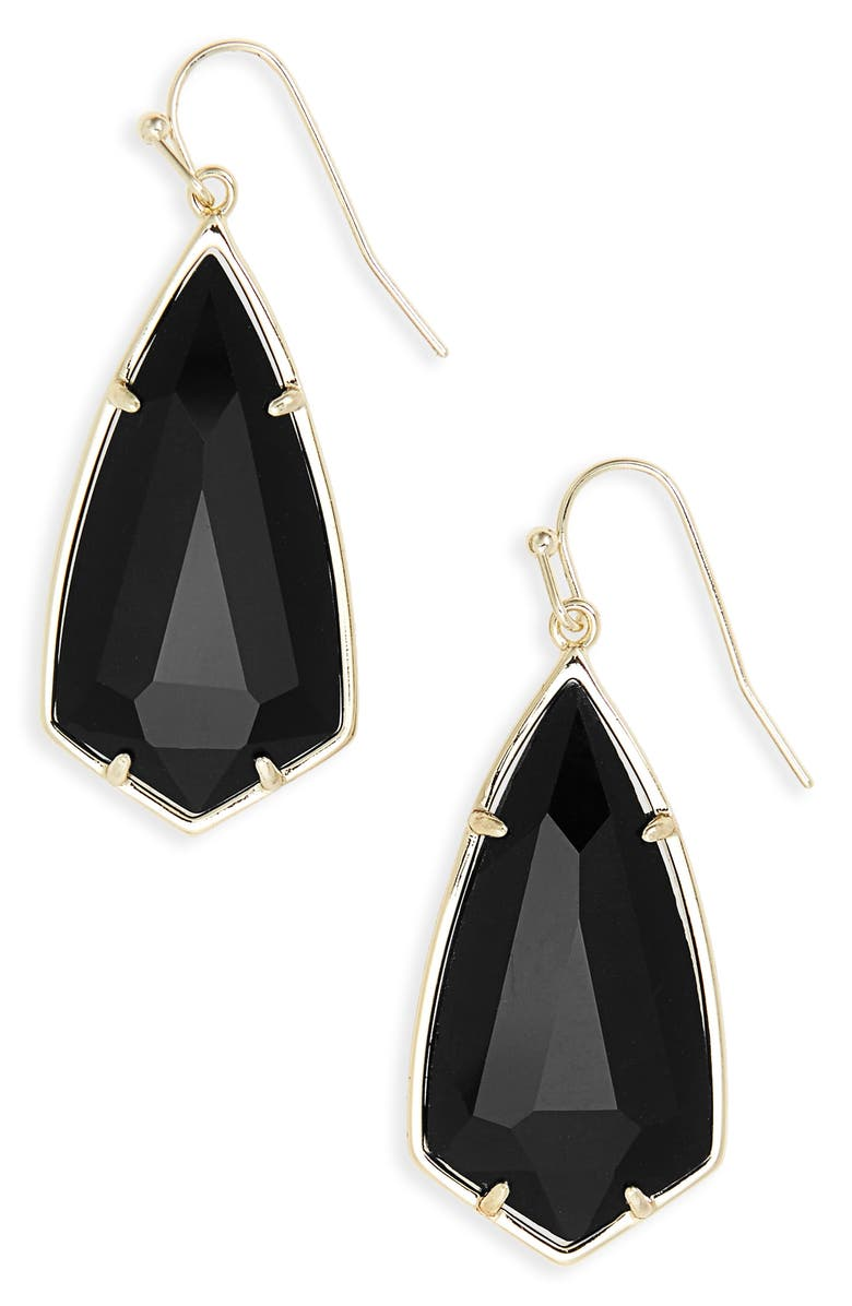 KENDRA SCOTT Carla Semiprecious Stone Drop Earrings, Main, color, 003