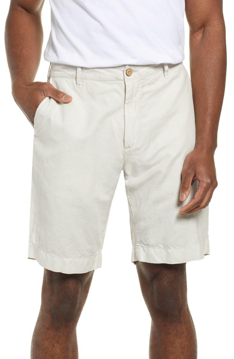 FAHERTY Malibu Shorts, Main, color, STONE