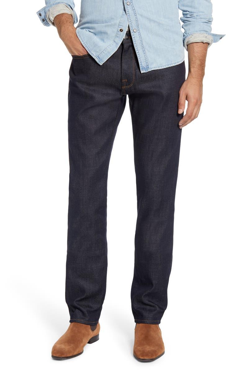 FRAME L'Homme Slim Fit Jeans, Main, color, MIDTOWN