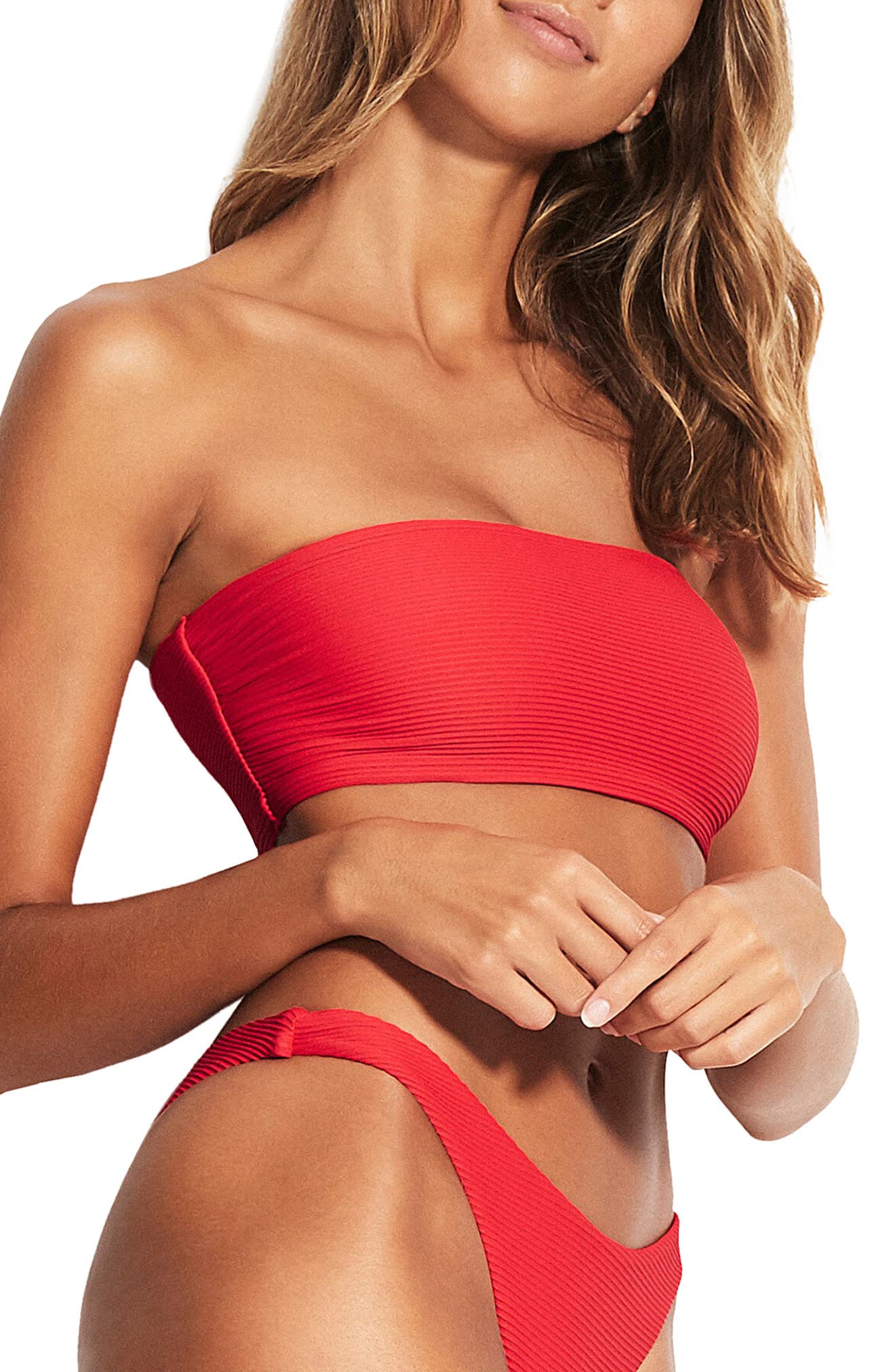 Seafolly Essential Tube Bikini Top