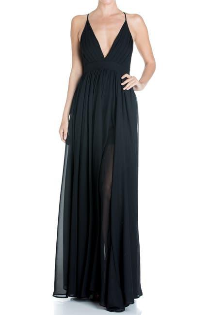 Image of Meghan LA Enchanted Garden Maxi Dress