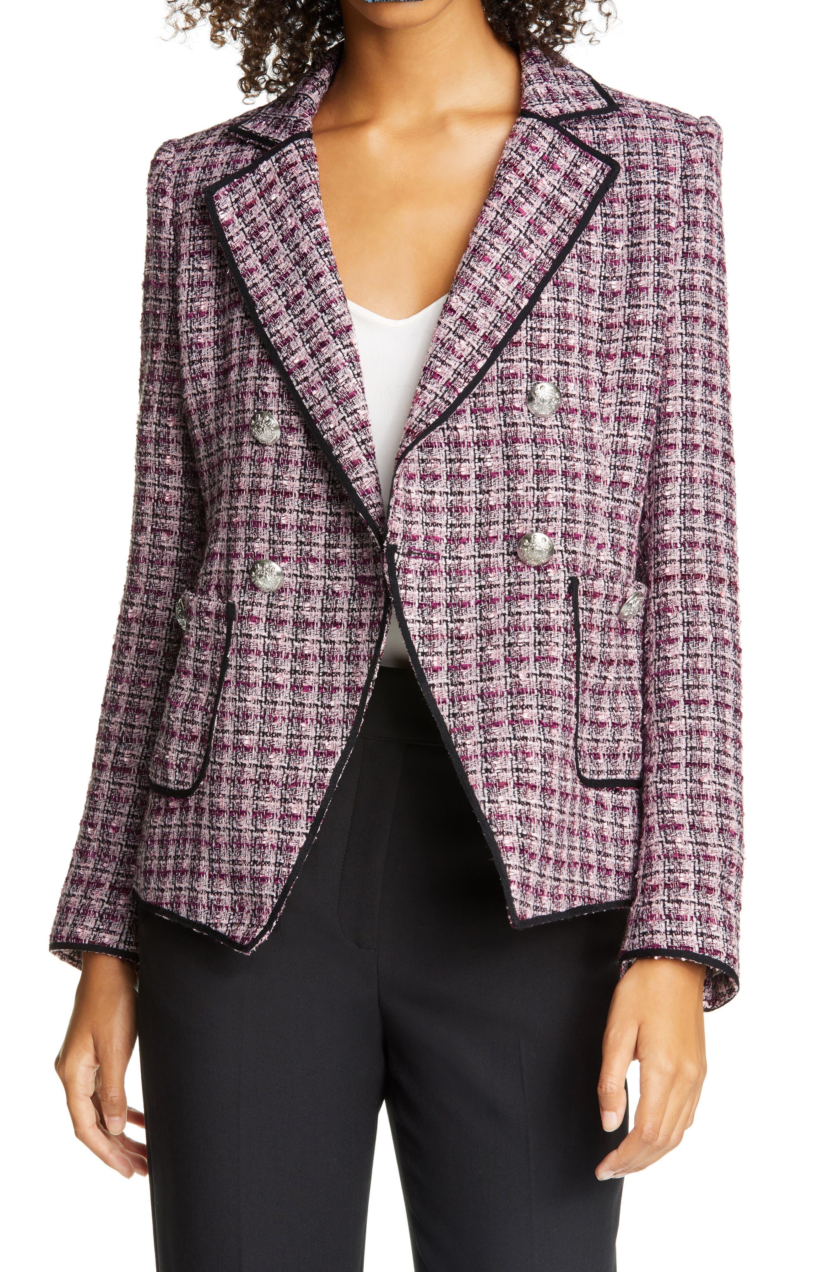 Veronica Beard Theron Tweed Jacket | Nordstrom