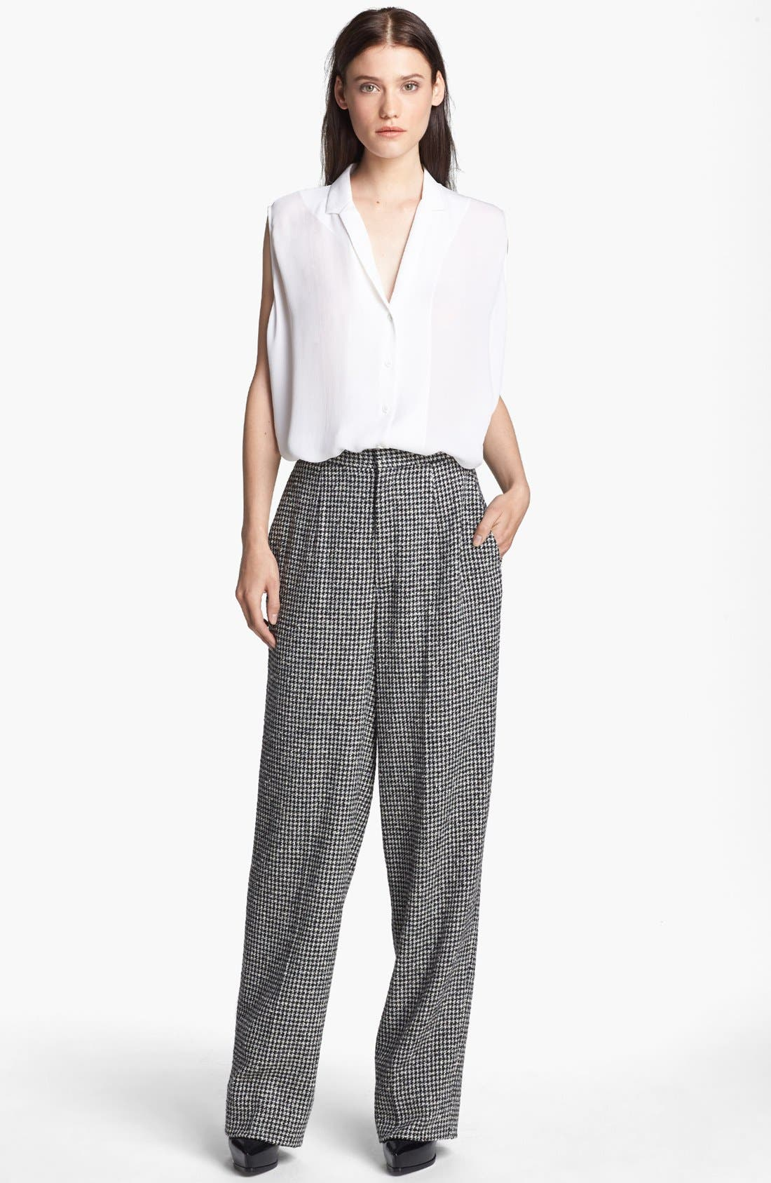 ,                             'Pedry Footh' Slouchy Pants,                             Alternate thumbnail 4, color,                             009
