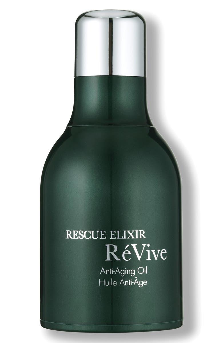 RÉVIVE<SUP>®</SUP> Rescue Elixir Anti-Aging Oil, Main, color, 000