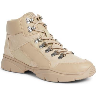 Bp. X Claudia Sulewski Caveat Sneaker, Beige
