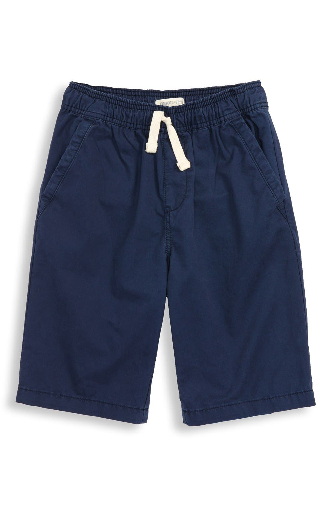,                             Cotton Twill Shorts,                             Main thumbnail 14, color,                             410