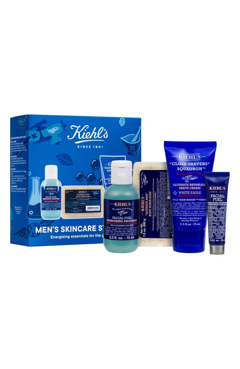 KIEHL'S SINCE 1851 Men's Skin Care Starter Kit, Main, color, 000