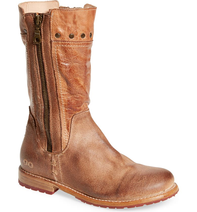 BED STU Venmont Boot, Main, color, TAN LEATHER