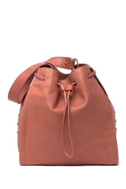 Image of THE SAK COLLECTIVE Grenada Leather Bucket Bag