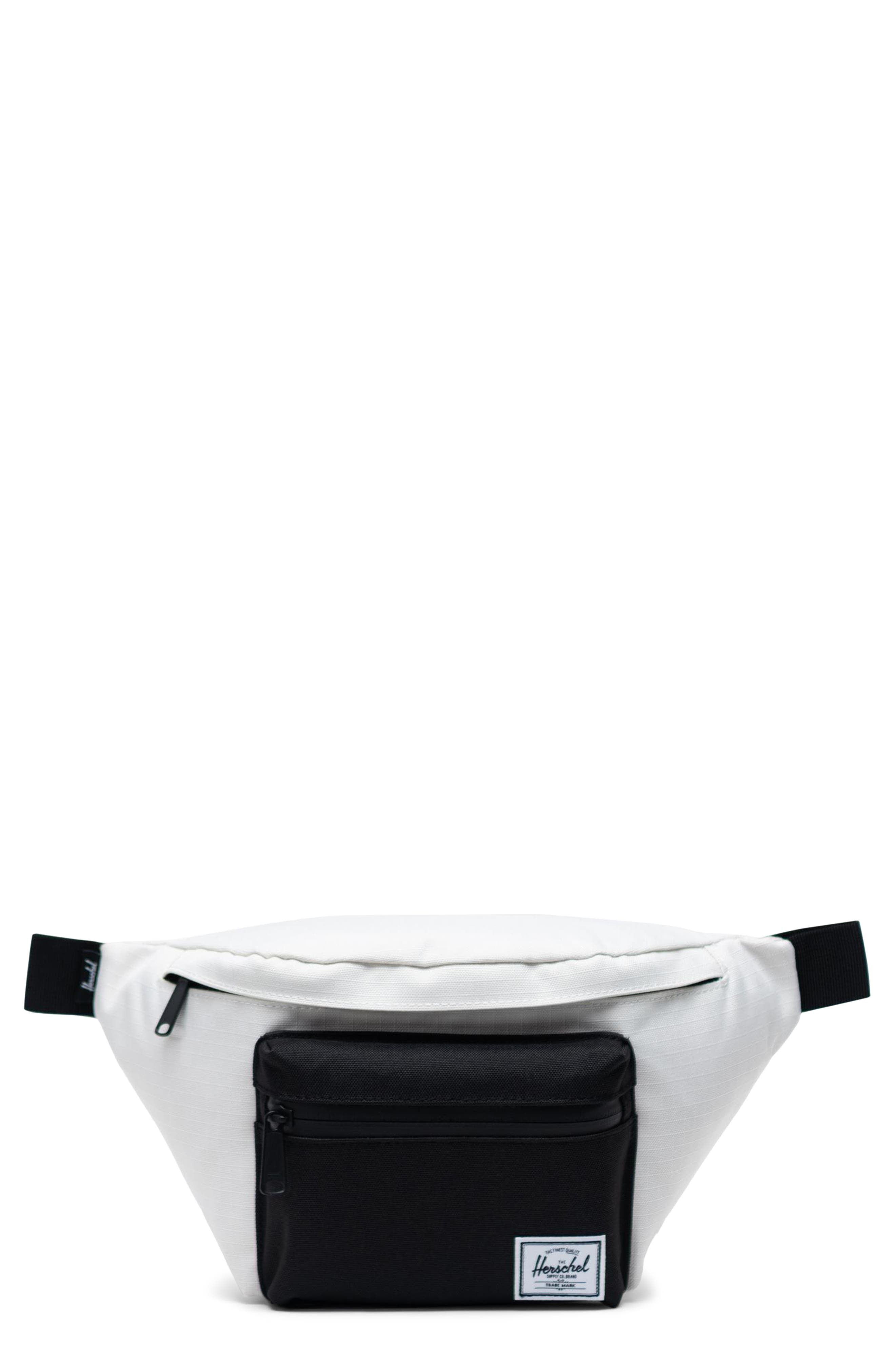 Herschel Supply Co. Seventeen Hip Pack - White
