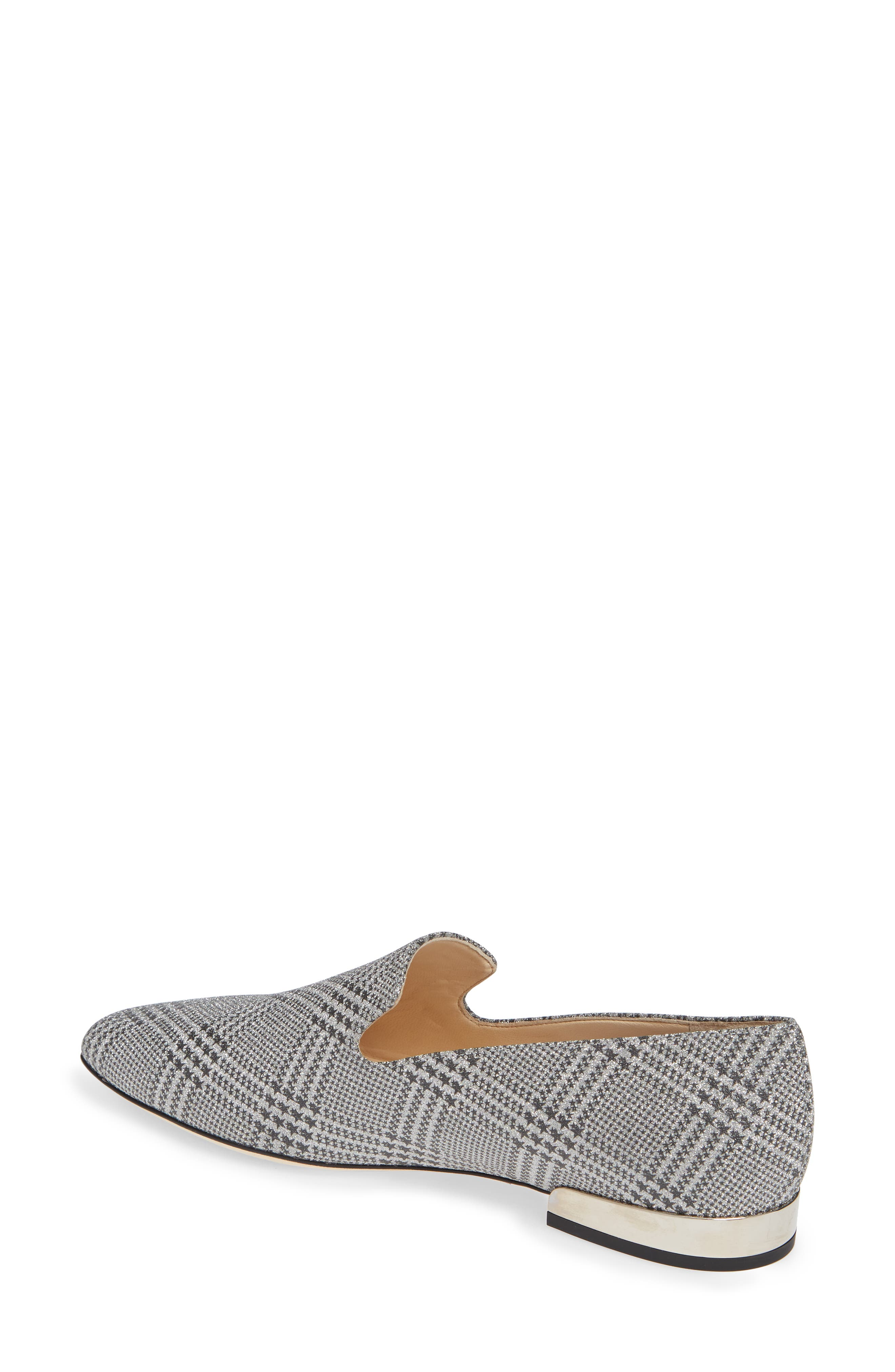 ,                             Jaida Loafer,                             Alternate thumbnail 2, color,                             SILVER