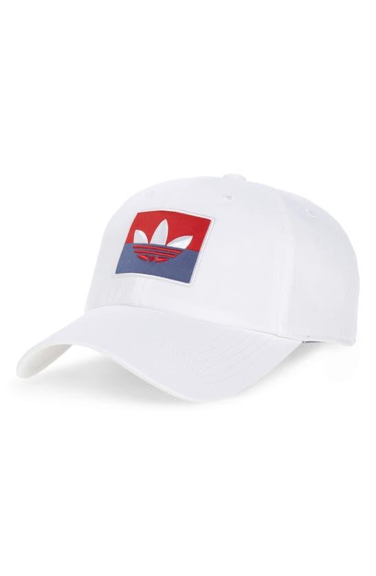 ADIDAS ORIGINALS Caps SLICE TREFOIL BASEBALL CAP