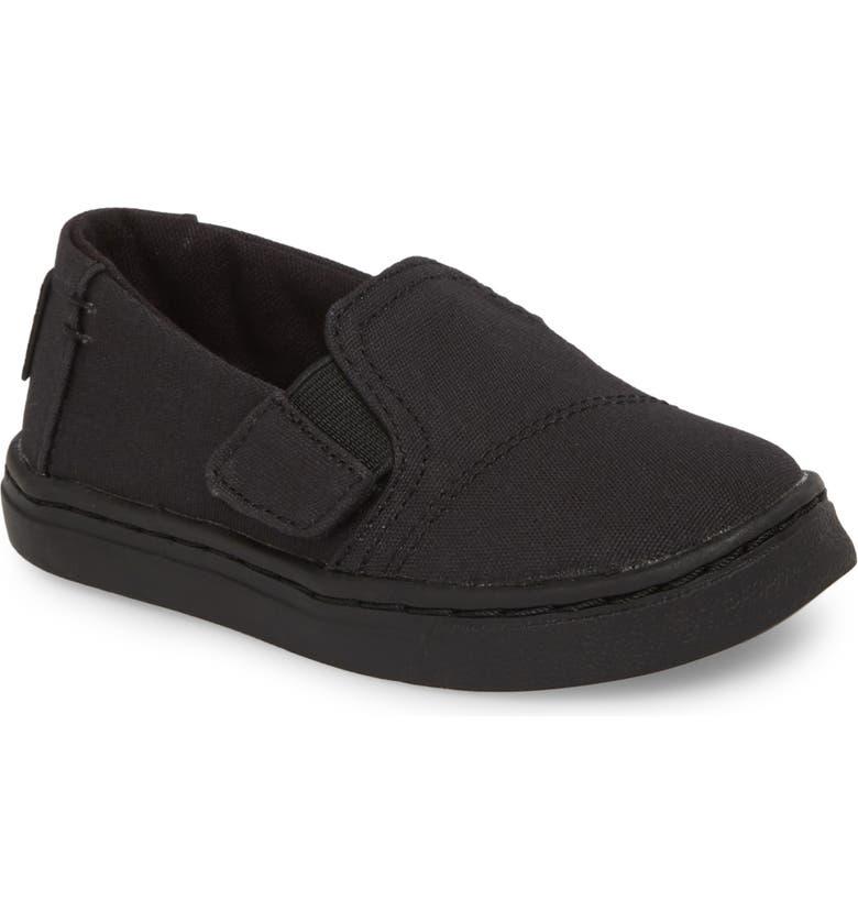TOMS Luca Slip-On Sneaker, Main, color, 001