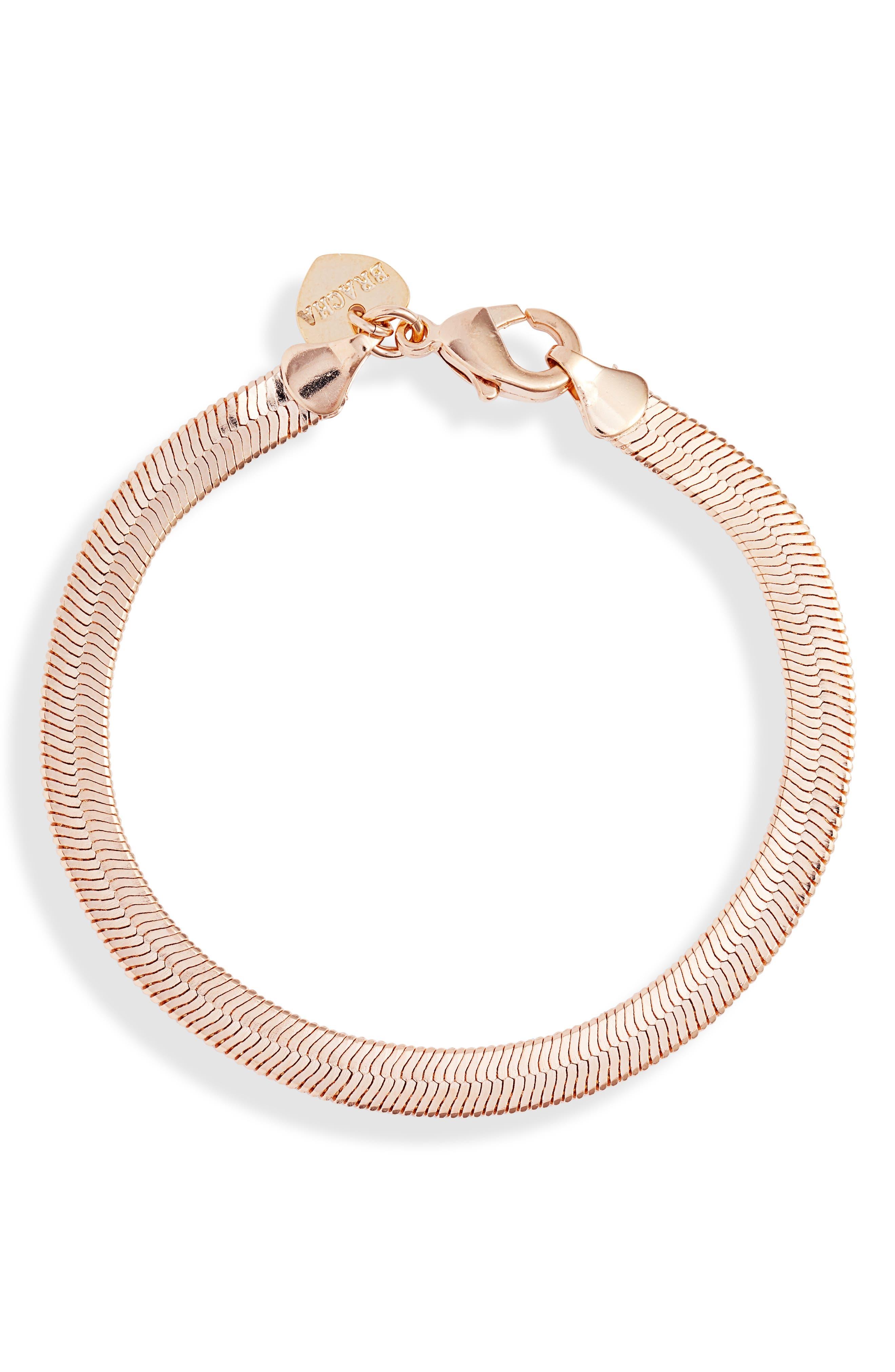 Monte Carlo Chain Bracelet