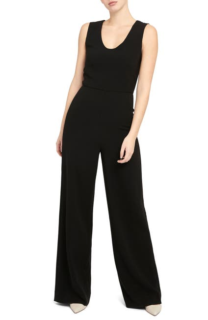 Image of Theory Admi Sleeveless Jumpsuit