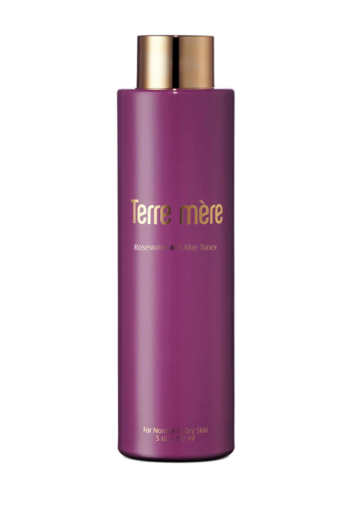 Image of Terre Mere Rosewater and Aloe Toner - Normal-Dry Skin