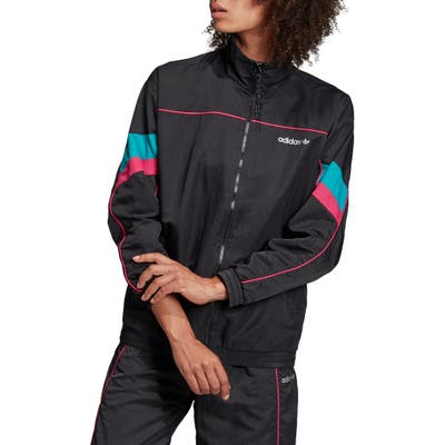 Adidas Originals Tech Track Jacket, Black