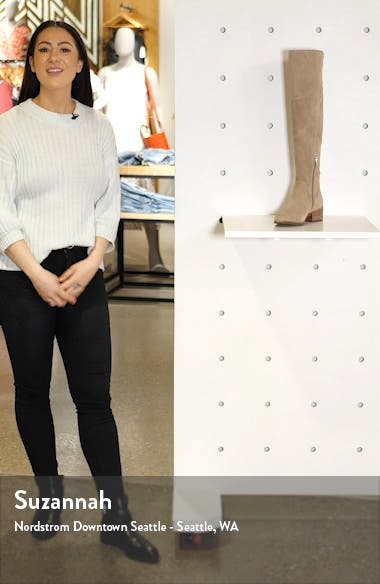 Kreesell Knee High Boot, sales video thumbnail
