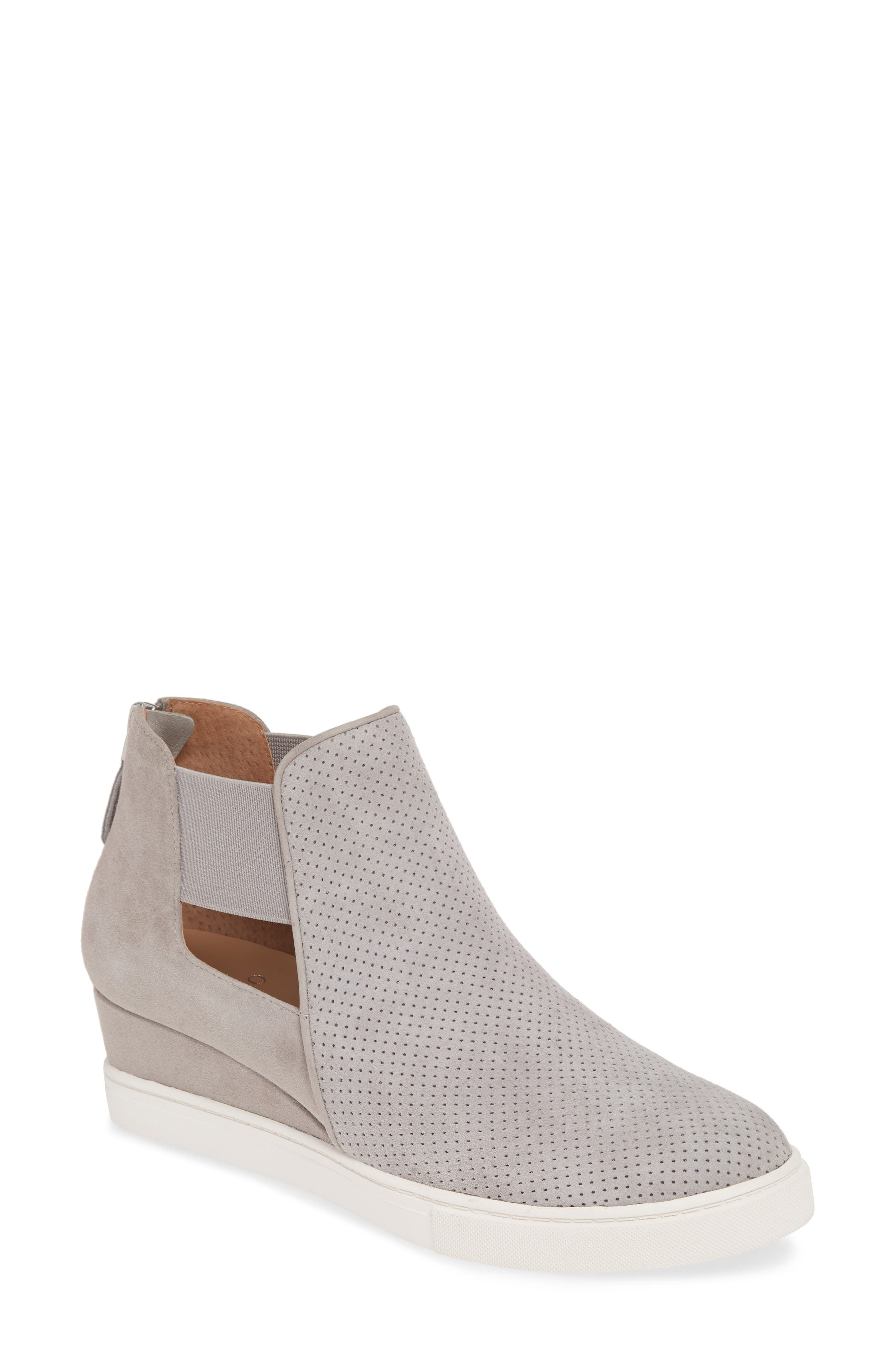 Linea Paolo Amanda Slip-On Wedge Bootie (Women)