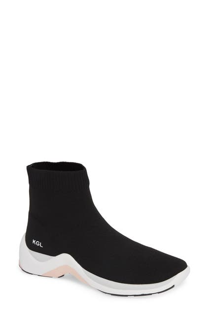 Image of Kurt Geiger London Linford Sock-Fit Sneaker