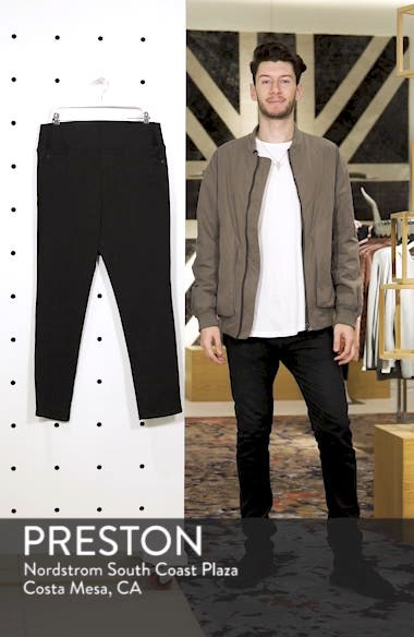 Slimming High Rise Pull-On Pants, sales video thumbnail