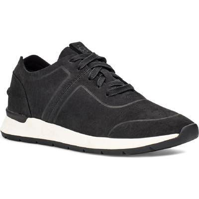 UGG Adaleen Sneaker- Black