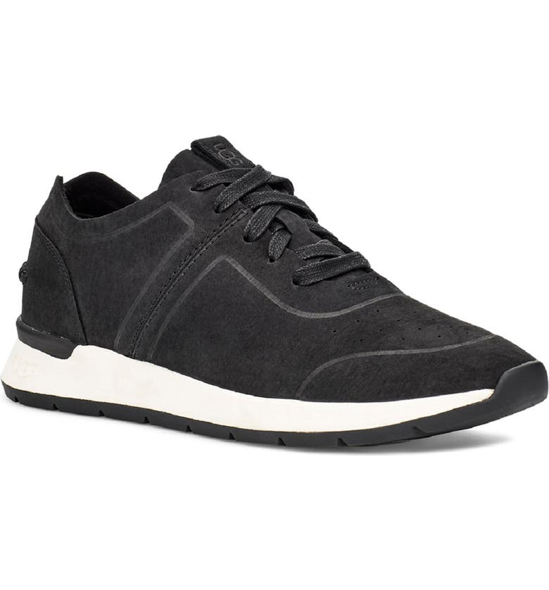 UGG<SUP>®</SUP> Adaleen Sneaker, Main, color, BLACK