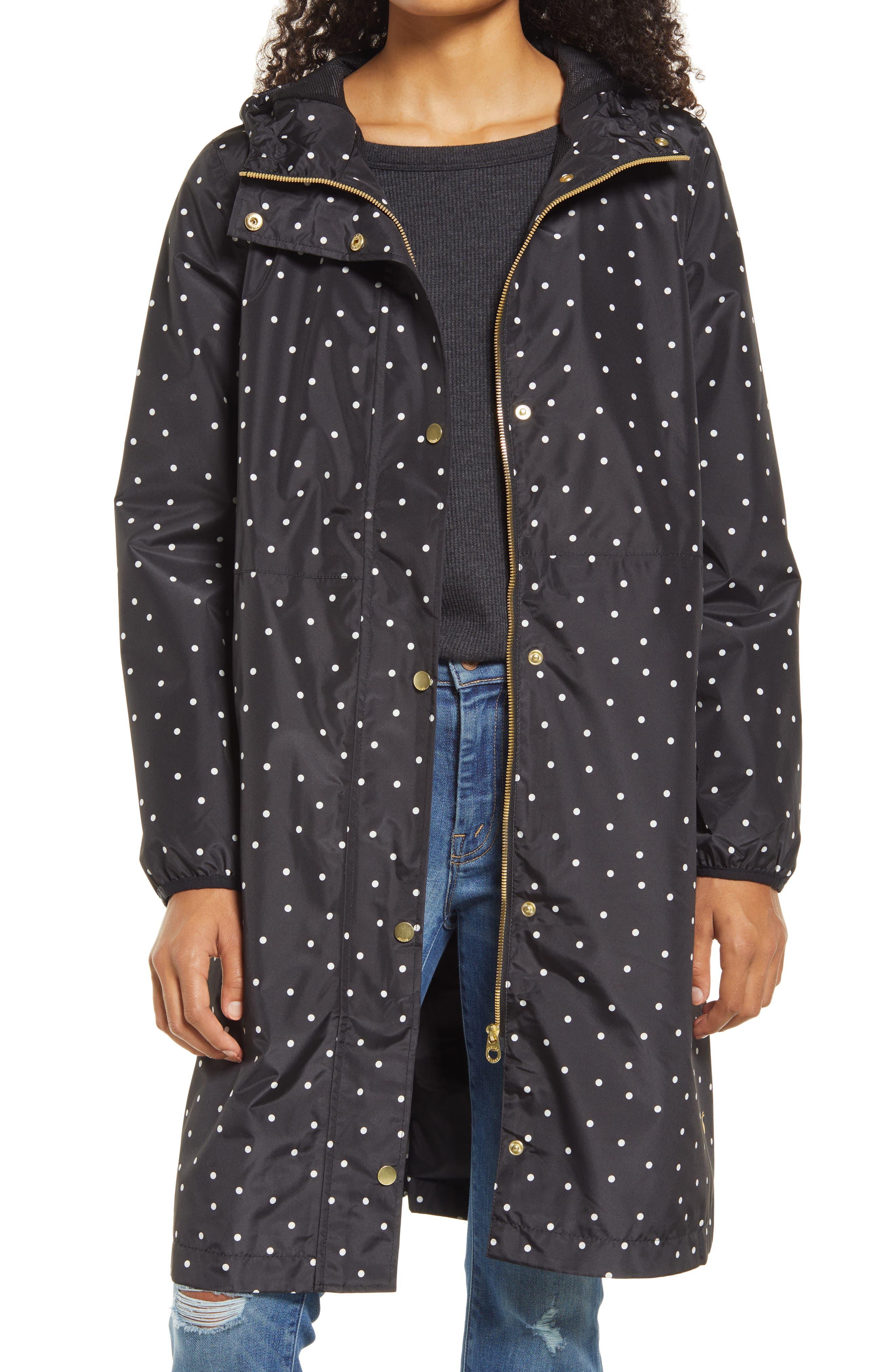 Waybridge Packable Hooded Rain Jacket