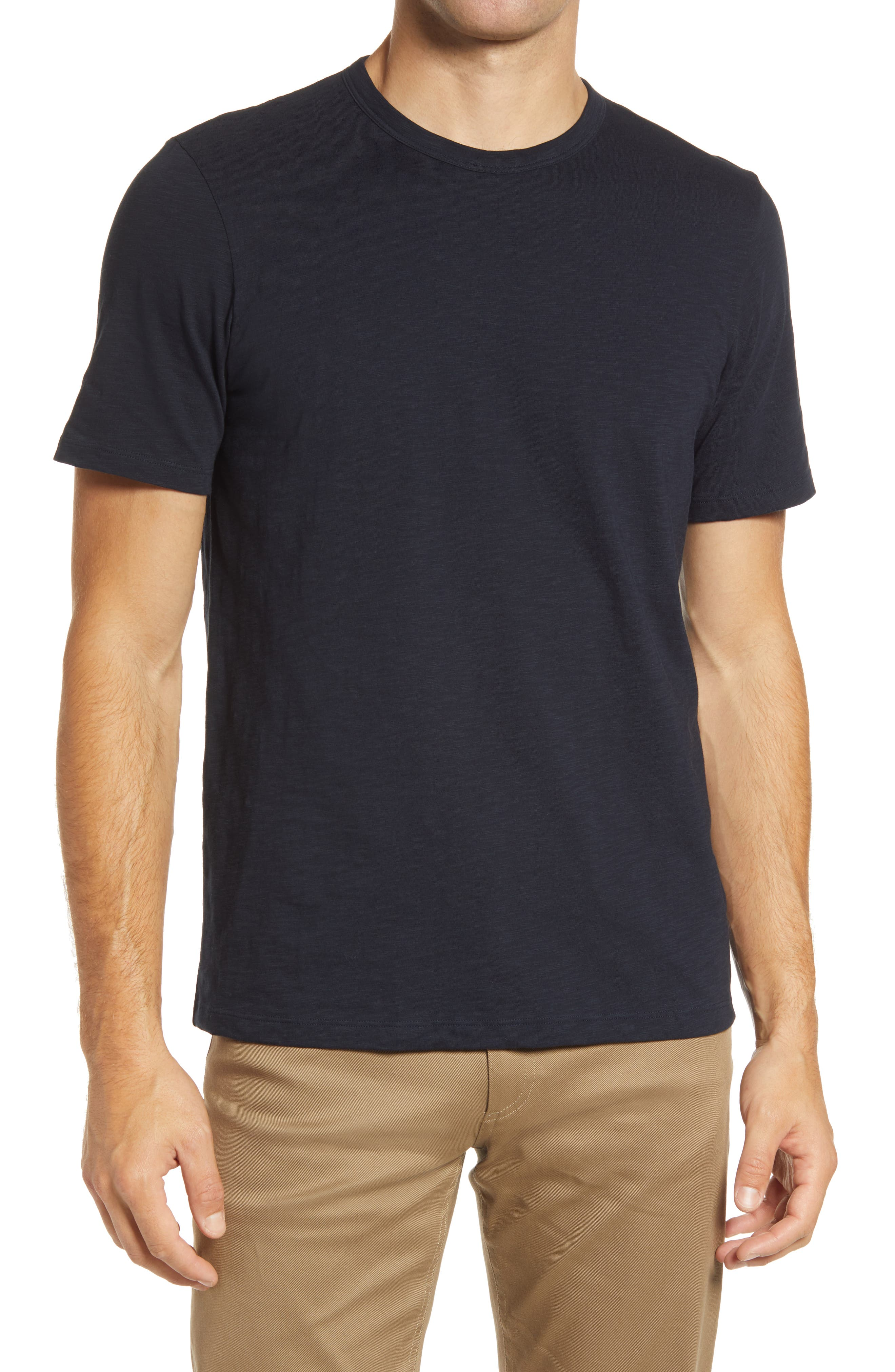 Men's Theory Cosmo Solid Crewneck T-Shirt