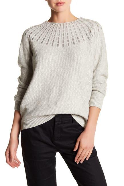 Image of Vince Sequin Crewneck Sweater